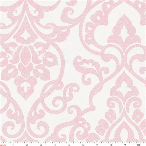 pattern fabric pink pink filigree fabric by the yard pink fabric carousel