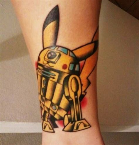 r d tattoo pikachu r2 d2 pic global news
