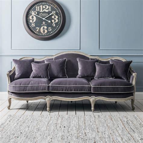 Gray Velvet Sectional Sofa by Sectional Sofa 631 In Grey Velvet Fabric Meridian Inside