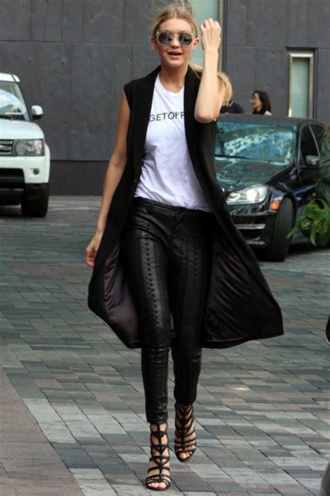 china doll zonnebril coat top vest sandals gigi hadid sunglasses t