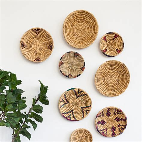 Putting It Together Moroccan by Energy Strength Moroccan Palm Bread Basket Shop