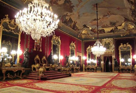 throne room royal palace madrid spain join k12