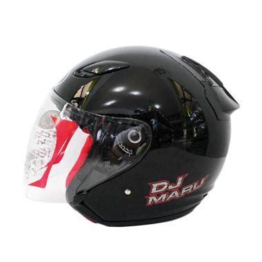 Helm Kyt Dj Maru Solid Gun Metal 1 jual kyt dj maru helm half solid black harga kualitas terjamin blibli