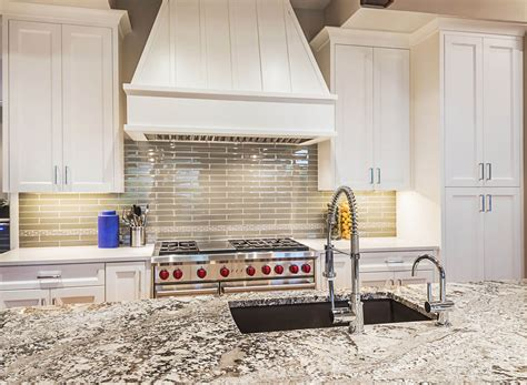 Granite Countertops By Granite Home Design Llc Michigan Bianco Antico Granite Kitchen Countertop Great Lakes