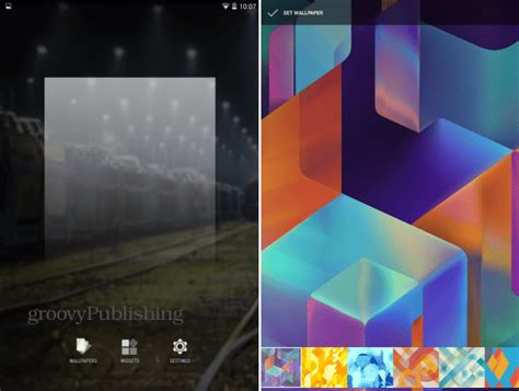 google launcher wallpaper scrolling the google now launcher is here
