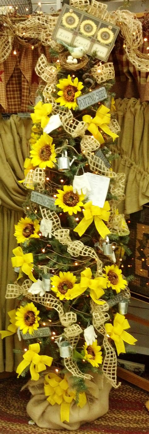 sunflower tree perfect for summer sunflowers