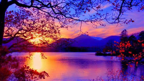 wallpaper alam untuk tablet gambar pemandangan alam danau 1194 gambar pemandangan