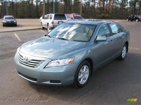 2009 Toyota Camry Le by 2009 Toyota Camry Le In Aloe Green Metallic 846635