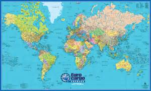 Picture Of World Map by Gallery For Gt World Map Political