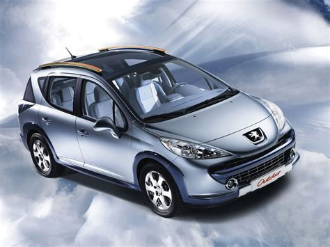 peugeot  sw outdoor picture
