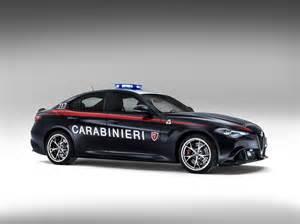 Alfa Romeo Carabinieri 2016 Alfa Romeo Giulia Quadrifoglio Carabinieri Egmcartech