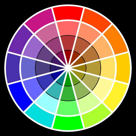 an american housewife complimentary colors red and green color wheel opposite of red complementary colors and