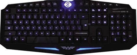 Keyboard Rexus Legionare Mx2 Mechanical Gaming Blue sentra computer we it