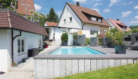 Gartenboden Gestalten by Wellness Statt M 252 Hsal Schwimmbad De