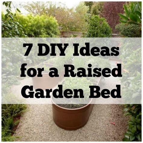 How To Set Up A Raised Garden Bed 7 Design Ideas To Make Your Own Raised Garden Bed Home And Garden