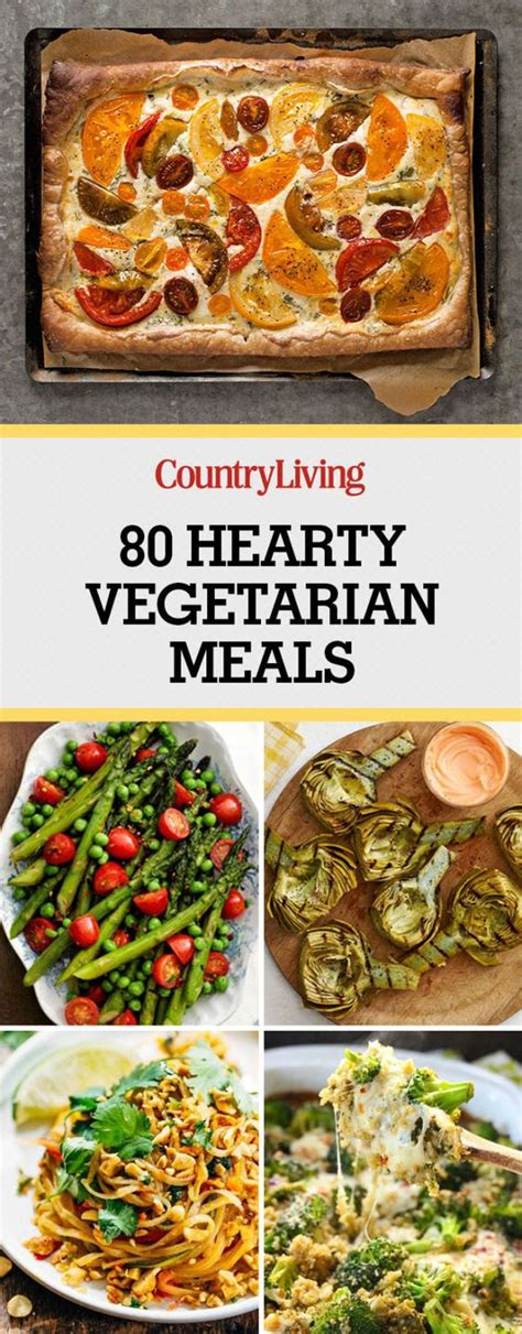 85 hearty vegetarian recipes even meat eaters will love inspiration free meal and mondays