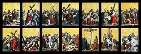 cercle de vie le chemin de croix