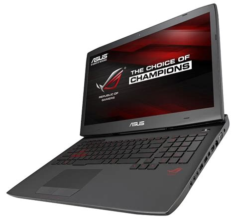 asus rog g751jy dh71 17 3 quot gaming laptop with nvidia 980m ssd windows laptop tablet specs