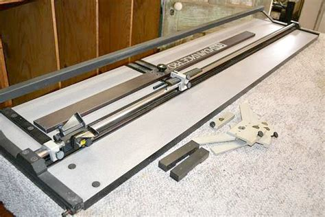 used h advantage pro mat cutter pre owned picture