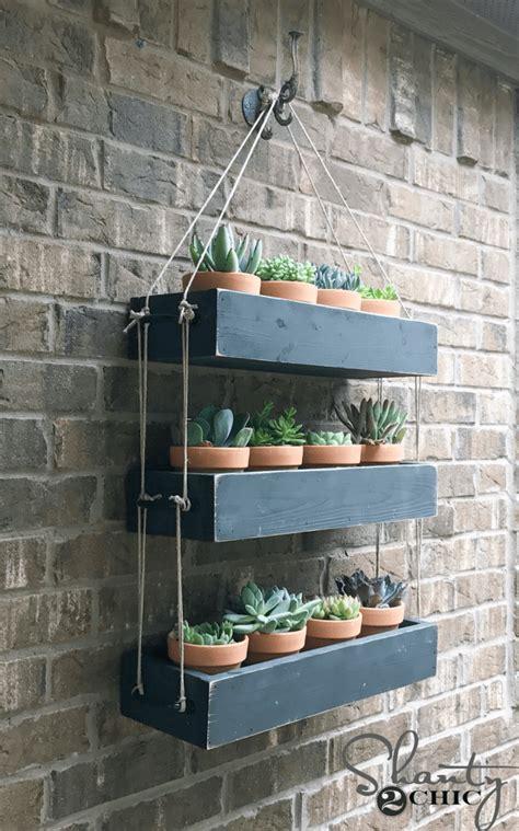 diy hanging planter    easy diy    video