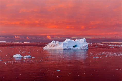 larsen shelf is only start of antarctica