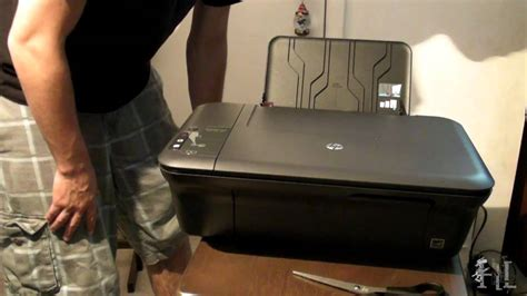 Hp Deskjet 2050 A Reset | hp deskjet 2050 unboxing and setup youtube
