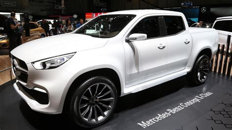 mercedes says there s no business for x class in