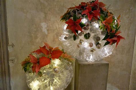 sfere con bicchieri di plastica idee creative con le stelle di natale blossom zine