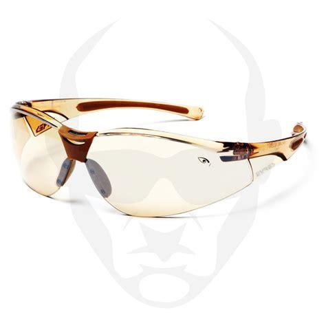 light brown glasses frames eyres safety optics terminator safety glasses australia