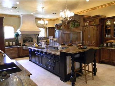 Home Interior Design News by Warren Sapp Mansion Kitchen Larry Brown Sports
