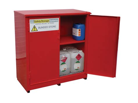 Chemical Storage Cabinets Bunded Storage Cabinets Chemical Storage Safety Storage Ireland
