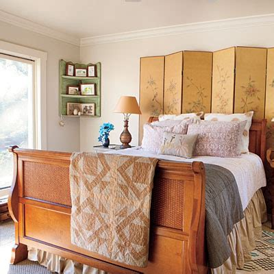 Room Headboard by Picture Of Room Dividers As Headboards