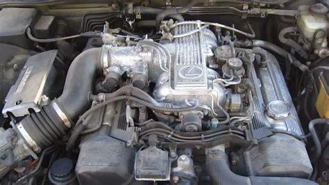 how do cars engines work 1993 lexus ls spare parts catalogs lexus v8 1uz ls400 open headers youtube