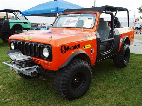 Jeep Scout 1000 Images About 4x4 On Jeep Scrambler Jeep