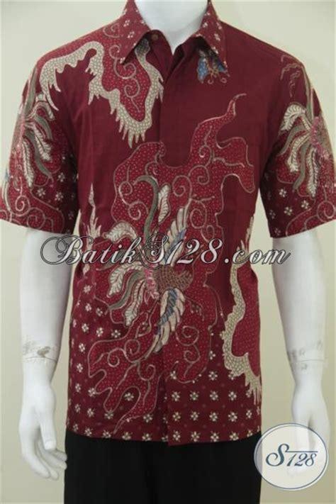 Terbaru Jaket Bomber Pria Kicksoogar Motif Abstrak Bahan Taslan batik pria motif abstrak modern warna merah untuk kondangan dan santai ld1612t l toko batik