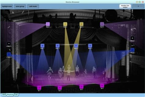 Dmx Lighting Software by Enttec Dmx Usb Pro Led Lighting Lighting Controls Dmx Dali Dsi Rdm Usb Ethernet