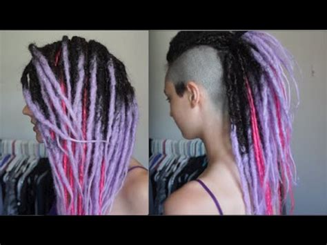 can i remove fake dreads for black women hair transformation synthetic dreads youtube