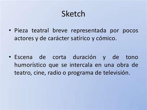 que es sketchbook comedia