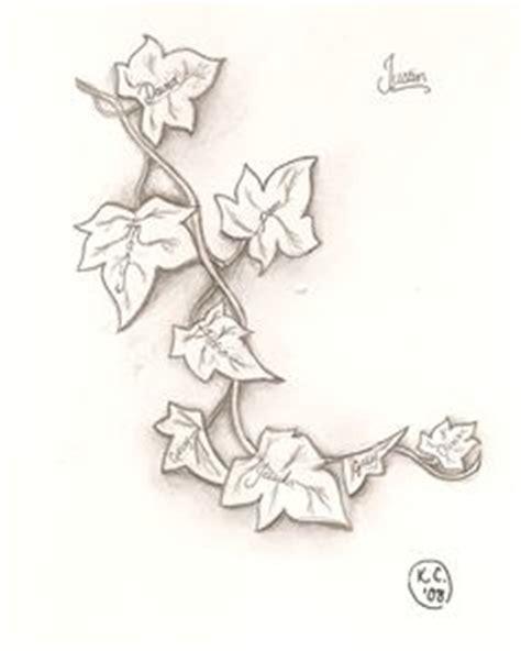 tattoo flash leaves tattoos on pinterest ivy tattoo ivy and ivy leaf