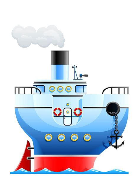 steamboat vector steamship vector vector graphics blog