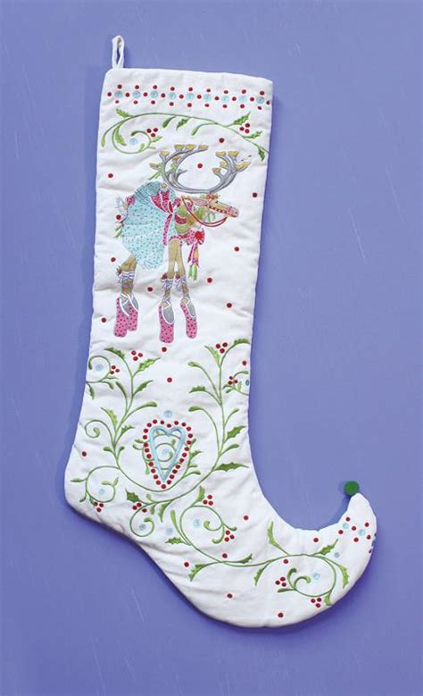 patience brewster christmas stockings patience brewster dash away dancer theholidaybarn