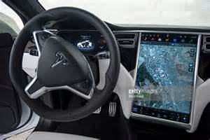 Tesla Suv Tesla Motors Inc Model X Suv Reveal Getty Images