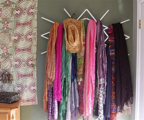Scarf Racks by Window Lattice To Scarf Rack A Tutorial It S New And