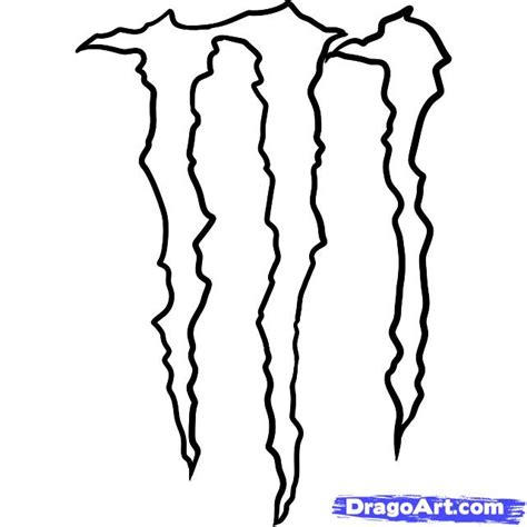 monster energy tattoo designs how to draw energy logo logo step by