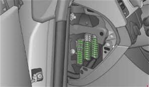 2007 2012 Audi A5 Fuse Box Diagram 187 Fuse Diagram