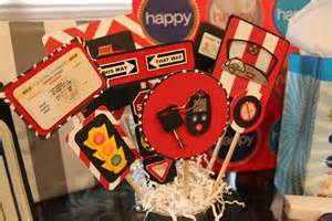 Sweet 16 Favors For Boys by New Driver 16th Birthday Centerpiece Boy License Cars