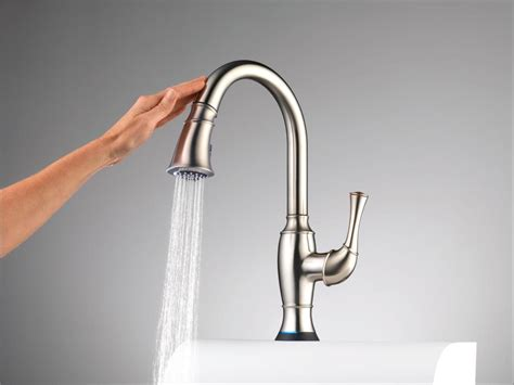 sensor faucet kitchen moen sensor faucets kitchen railing stairs and kitchen design touchless sensor faucets kitchen