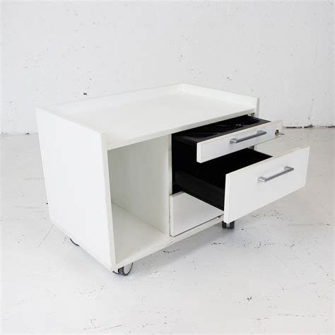 mobile desk with storage mobile storage caddy large pedestal under desk storage