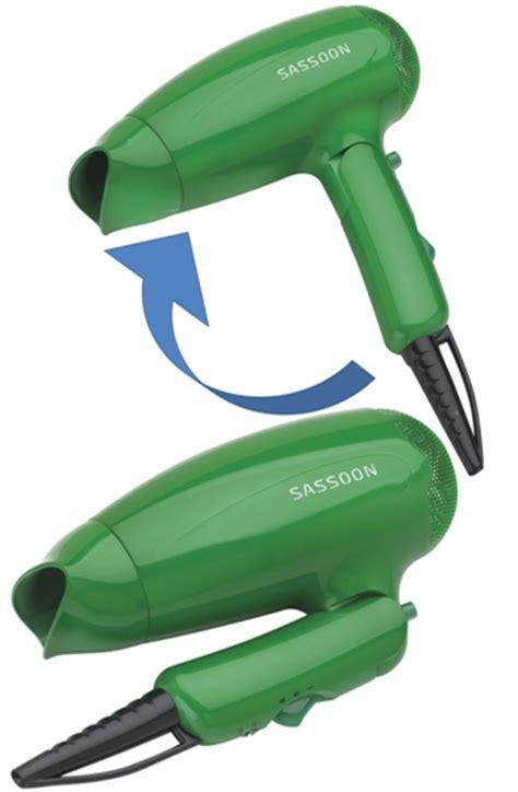 Travel Hair Dryer Uk sassoon limited edition green travel hair dryer vs526leuk1