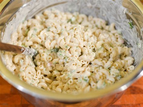 pasta salad recipes with mayo tangy and creamy macaroni salad recipe serious eats
